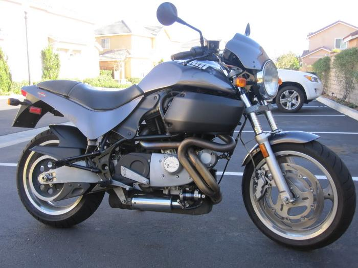 Buell M2 Cyclone Motorcycle Right Side